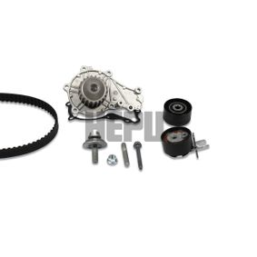 Water pump and timing belt kit PK08930 206 Hatchback (2A/C) 1.4 HDi MY 2005
