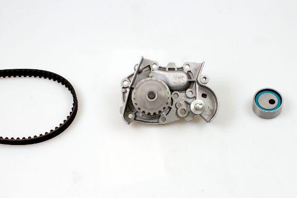 HEPU  PK09300 Wasserpumpe + Zahnriemensatz Breite: 17mm
