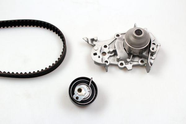 HEPU  PK09540 Water pump and timing belt kit Width: 23,4mm