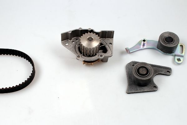 HEPU  PK09610 Wasserpumpe + Zahnriemensatz Breite: 25,4mm