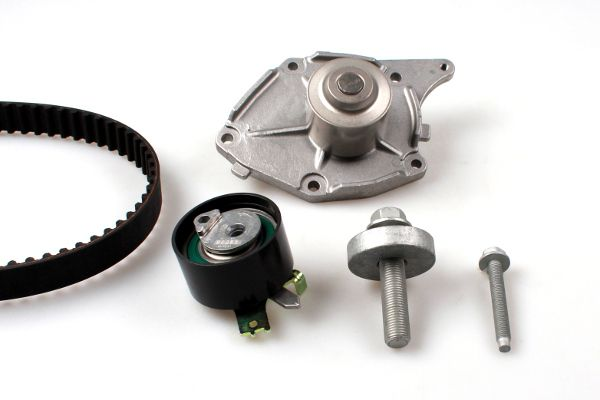 HEPU  PK09620 Water pump and timing belt kit Width: 27mm