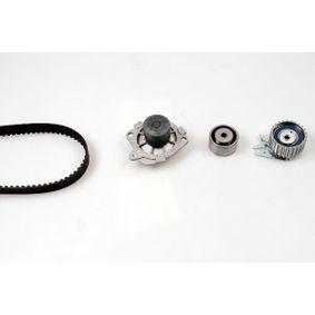 Wasserpumpe + Zahnriemensatz Breite: 24mm mit OEM-Nummer 717 7600 1