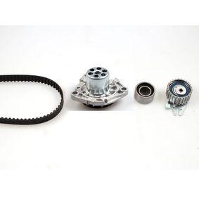 Wasserpumpe + Zahnriemensatz Breite: 24mm mit OEM-Nummer 5526 8918