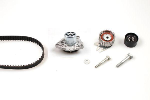 HEPU  PK10892 Wasserpumpe + Zahnriemensatz Breite: 24mm