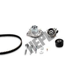 Wasserpumpe + Zahnriemensatz Breite: 24mm mit OEM-Nummer 55268918