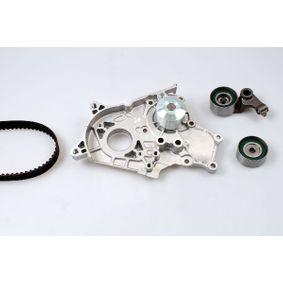 HEPU  PK77720 Water Pump & Timing Belt Set Width: 25mm