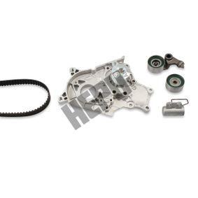 HEPU  PK77721 Water Pump & Timing Belt Set Width: 25mm