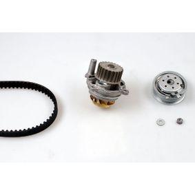 Wasserpumpe + Zahnriemensatz Breite: 23mm mit OEM-Nummer 06B 121 011 CX