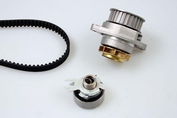 GK  K980139A Wasserpumpe + Zahnriemensatz Breite: 19mm