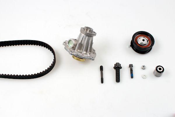 GK  K980158A Wasserpumpe + Zahnriemensatz Breite: 25mm