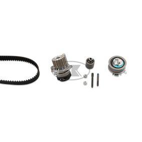 Wasserpumpe + Zahnriemensatz Breite: 30mm mit OEM-Nummer 038121011K