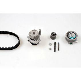 GK Wasserpumpe + Zahnriemensatz K980259A für AUDI A4 (8E2, B6) 1.9 TDI ab Baujahr 11.2000, 130 PS