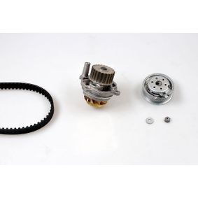 Wasserpumpe + Zahnriemensatz Breite: 23mm mit OEM-Nummer 06B121011QX