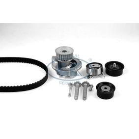 Wasserpumpe + Zahnriemensatz Breite: 20mm mit OEM-Nummer 5636357