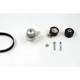 Water pump and timing belt kit Width: 25mm with OEM Number 1610793380