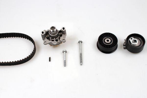 GK  K986956A Wasserpumpe + Zahnriemensatz Breite: 25mm