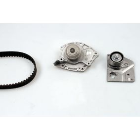 Water pump and timing belt kit Width: 26mm with OEM Number 77 01 474 443