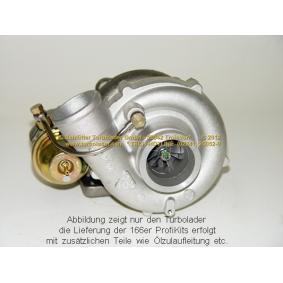 SCHLÜTTER TURBOLADER Lader, Aufladung 166-02190 für AUDI 100 Avant (4A, C4) 2.5 TDI ab Baujahr 12.1990, 115 PS