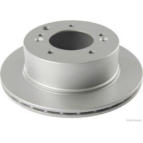 Bremsscheibe Bremsscheibendicke: 20mm, Lochanzahl: 5, Ø: 315mm mit OEM-Nummer 58411-3E300