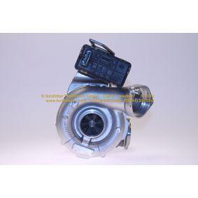 Turbocompresor BMW X5 (E70) 3.0 d de Año 02.2007 235 CV: Turbocompresor, sobrealimentación (172-09340) para de SCHLÜTTER TURBOLADER