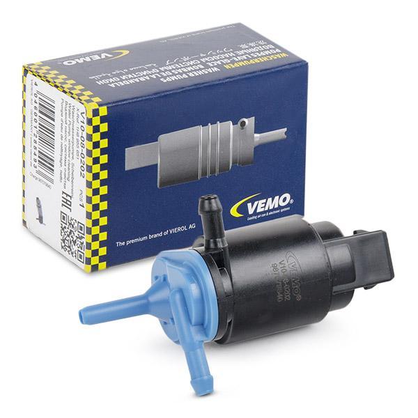 Waschwasserpumpe V10-08-0202 VEMO V10-08-0202 in Original Qualität