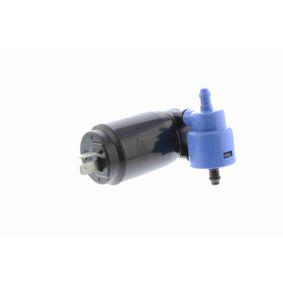Waschwasserpumpe, Scheibenreinigung Spannung: 12V mit OEM-Nummer 1T0955651A