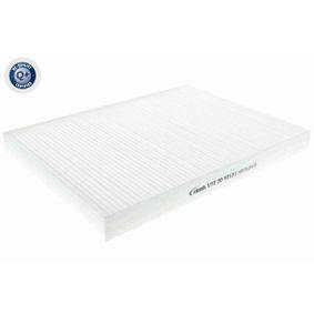 Innenraumfilter VW PASSAT Variant (3B6) 1.9 TDI 130 PS ab 11.2000 VEMO Filter, Innenraumluft (V10-30-1013) für