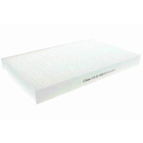 VEMO Filter, Innenraumluft V10-30-1025-1 für AUDI A6 (4B2, C5) 2.4 ab Baujahr 07.1998, 136 PS