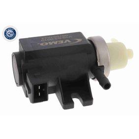 Ladedruckregelventil VW PASSAT Variant (3B6) 1.9 TDI 130 PS ab 11.2000 VEMO Druckwandler (V10-63-0010) für