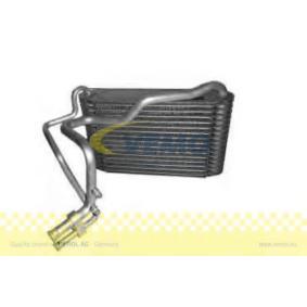 VEMO Verdampfer, Klimaanlage V10-65-0010 für AUDI 90 (89, 89Q, 8A, B3) 2.2 E quattro ab Baujahr 04.1987, 136 PS