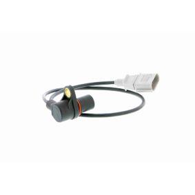 VEMO Impulsgeber, Kurbelwelle V10-72-0938-1 für AUDI A4 Avant (8E5, B6) 3.0 quattro ab Baujahr 09.2001, 220 PS
