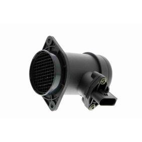 VEMO Luftmassenmesser V10-72-0959 für AUDI A4 (8D2, B5) 1.9 TDI ab Baujahr 03.2000, 116 PS