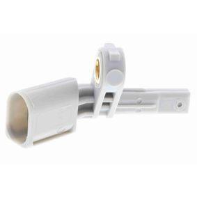 VEMO Sensor, Raddrehzahl V10-72-1072 für AUDI Q7 (4L) 3.0 TDI ab Baujahr 11.2007, 240 PS