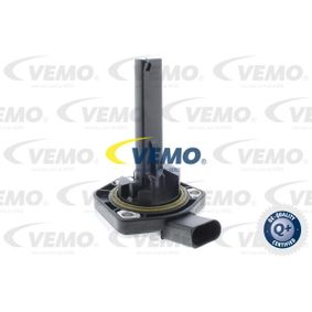VEMO Sensor, Motorölstand V10-72-1087 für AUDI A4 Cabriolet (8H7, B6, 8HE, B7) 3.2 FSI ab Baujahr 01.2006, 255 PS