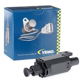 Interrupteur et Régulateur VW LUPO (6X1, 6E1) 1.4 TDI de Année 01.1999 75 CH: Interrupteur des feux de freins (V10-73-0088) pour des VEMO