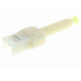 VEMO Bremslichtschalter V10-73-0097 für AUDI 80 Avant (8C, B4) 2.0 E 16V ab Baujahr 02.1993, 140 PS