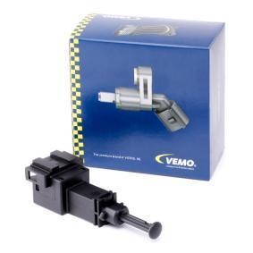Interrupteur et Régulateur VW LUPO (6X1, 6E1) 1.4 TDI de Année 01.1999 75 CH: Interrupteur des feux de freins (V10-73-0099-1) pour des VEMO