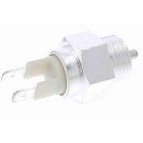 VEMO Schalter, Rückfahrleuchte V10-73-0138 für AUDI 100 (44, 44Q, C3) 1.8 ab Baujahr 02.1986, 88 PS