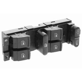 Ключ(бутон), стъклоповдигане V10-73-0154 Golf 5 (1K1) 1.9 TDI Г.П. 2004