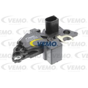 VEMO Generatorregler V10-77-0014 für AUDI A4 (8E2, B6) 1.9 TDI ab Baujahr 11.2000, 130 PS