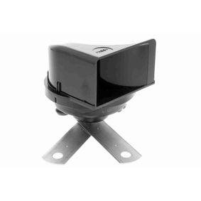 VEMO Fanfare V10-77-0920 für AUDI 80 (81, 85, B2) 1.8 GTE quattro (85Q) ab Baujahr 03.1985, 110 PS