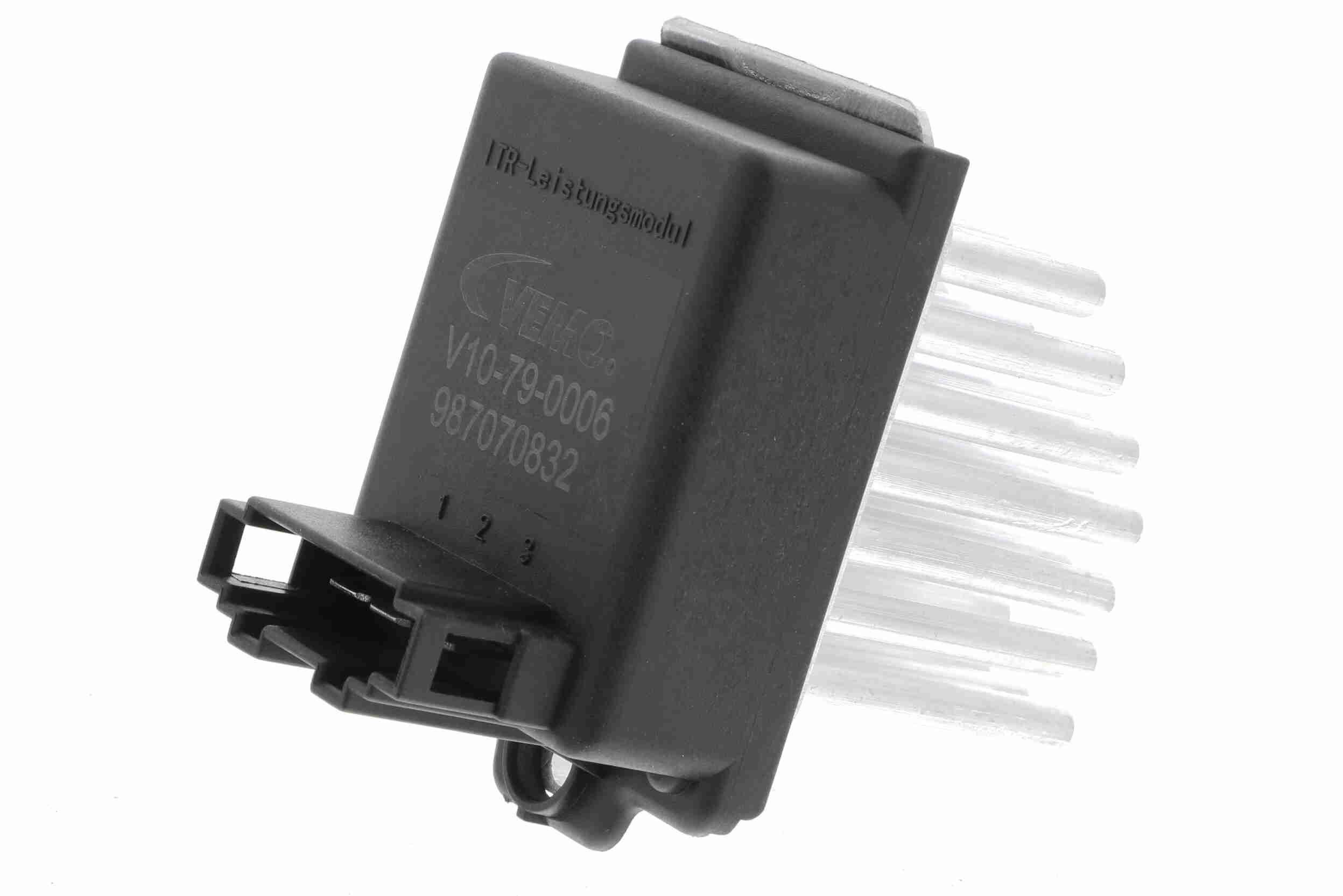Regler, Innenraumgebläse V10-79-0006 VEMO V10-79-0006 in Original Qualität