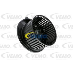 Interior Blower with OEM Number 1K1 819 015 E
