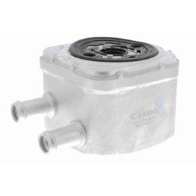 VEMO Ölkühler, Motoröl V15-60-6013 für AUDI A6 (4B2, C5) 2.4 ab Baujahr 07.1998, 136 PS