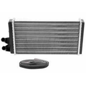 VEMO Wärmetauscher, Innenraumheizung V15-61-0004 für AUDI A6 (4B2, C5) 2.4 ab Baujahr 07.1998, 136 PS