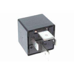 Relais, Klimaanlage VW PASSAT Variant (3B6) 1.9 TDI 130 PS ab 11.2000 VEMO Relais, Kühlerlüfternachlauf (V15-71-0007) für