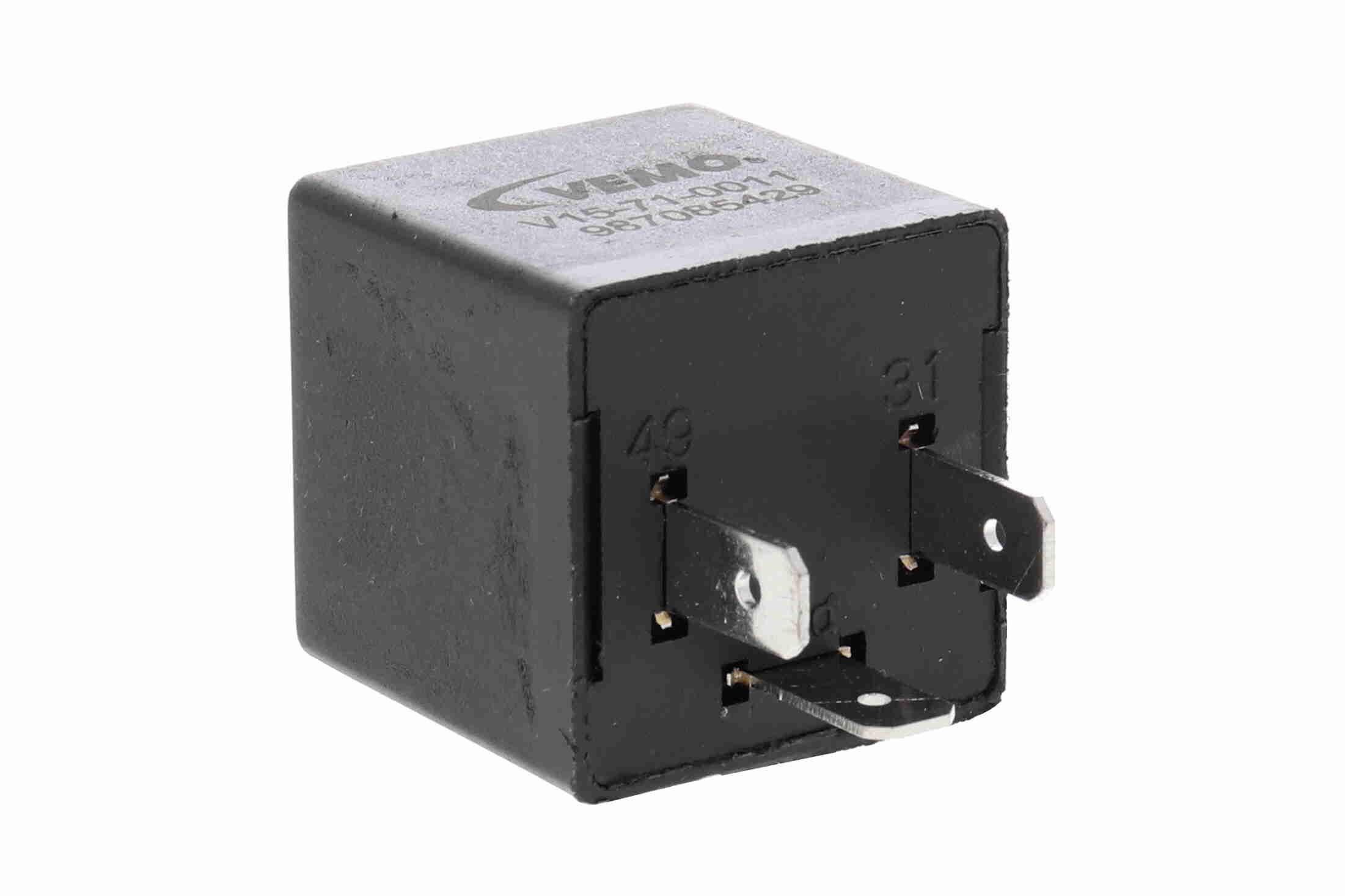 Blinkerrelais V15-71-0011 VEMO V15-71-0011 in Original Qualität
