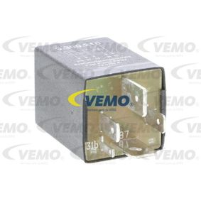 VEMO Relais, Kraftstoffpumpe V15-71-0012 für AUDI 100 (44, 44Q, C3) 1.8 ab Baujahr 02.1986, 88 PS