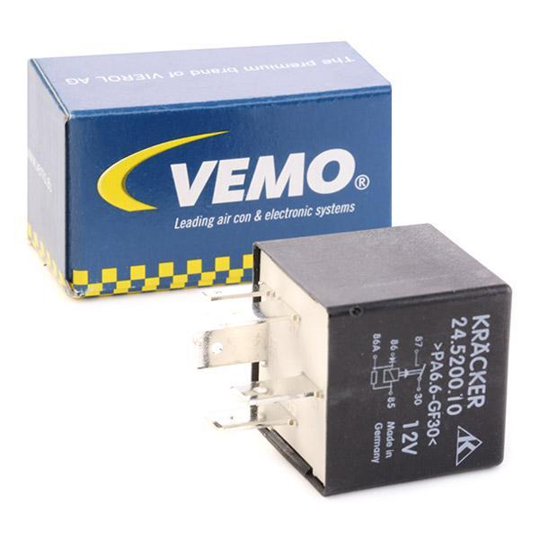 Kraftstoffpumpenrelais VEMO V15-71-0017 Erfahrung
