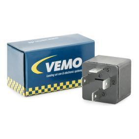 VEMO Relais, Wisch-Wasch-Intervall V15-71-0020 für AUDI 100 (44, 44Q, C3) 1.8 ab Baujahr 02.1986, 88 PS